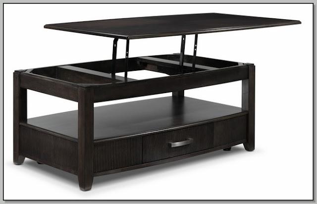 Paula Deen Coffee Table Lift Top