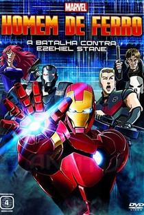 Homem de Ferro: A Batalha Contra Ezekiel Stane Dublado
