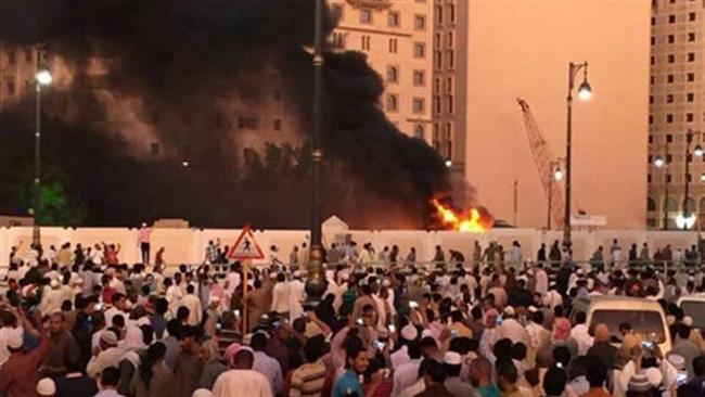Saudi Arabia 'busts terrorists' responsible for 2016 Medina, Jeddah bombings