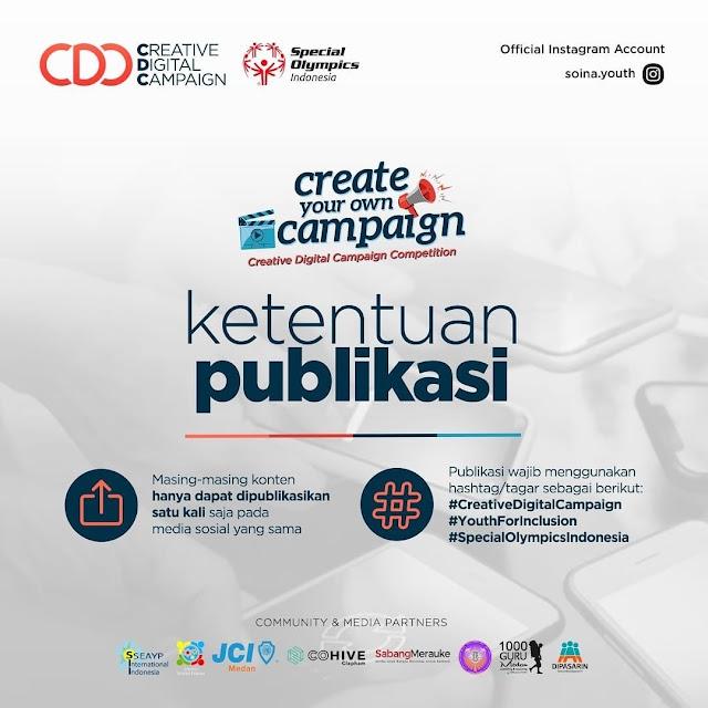 Creative Digital Campaign Competition