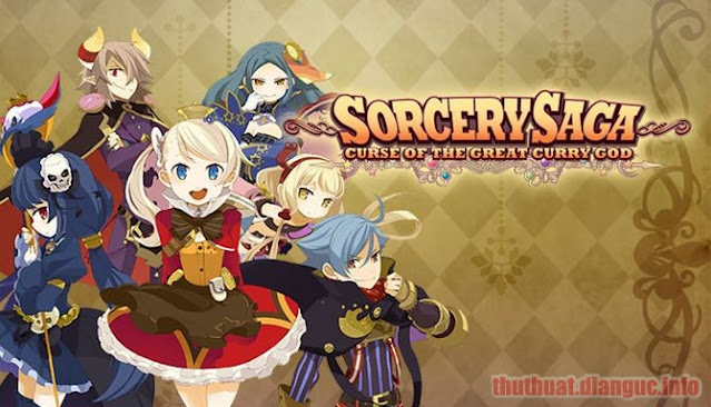 tie-mediumDownload Game Sorcery Saga: Curse of the Great Curry God Full Crack