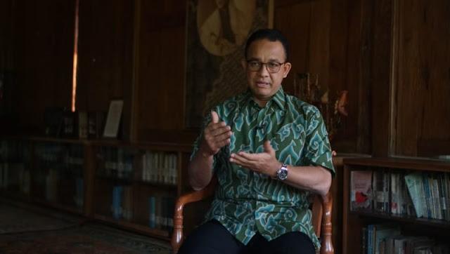 Saat Anies Baswedan Menolak Jadi Cawapres Prabowo