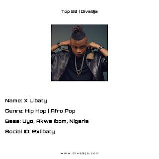 Xlibaty | Top 20 On Diva9ja