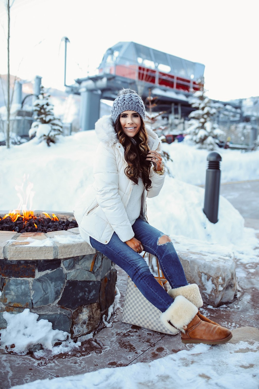 My Winter 2017 Capsule Wardrobe: Snuggled Up Fireside (My FAVE Boots For Winter Time