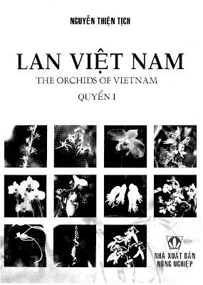 [EBOOK] LAN VIỆT NAM - THE ORCHIDS OF VIETNAM (QUYỂN I), NGUYỄN THIỆN TỊCH, NXB NÔNG NGHIỆP