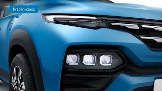 Nissan Magnite vs Renault Kiger Spec Comparison