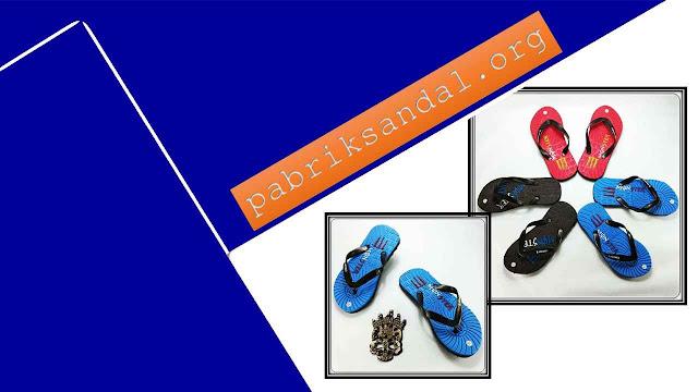 Produksi Sandal Anak Termurah - AMX Club Bola Simplek Anak TG