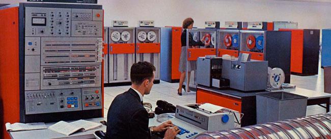 hayatta ilk defa IBM 360