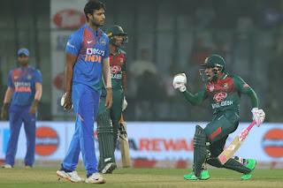 Cricket Highlights - India vs Bangladesh 1st T20I 2019