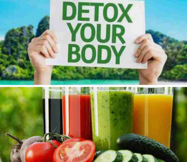 6 Healthy Guide To Detoxify Your Body