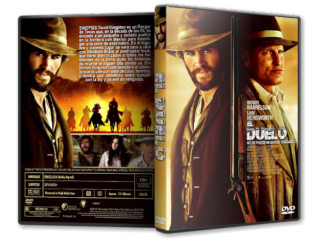 Cover diago the duel dvd cover for El mural pelicula descargar