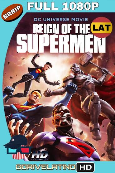 Reino De Los Supermanes (2019) BRrip 1080p Latino-Ingles mkv