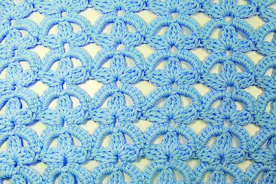 4-Crochet IMAGEN Bonito y sencillo punto de flores primaveral MAJOVEL CROCHET
