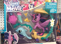 MLP the Movie More Books and Undersea Carriage