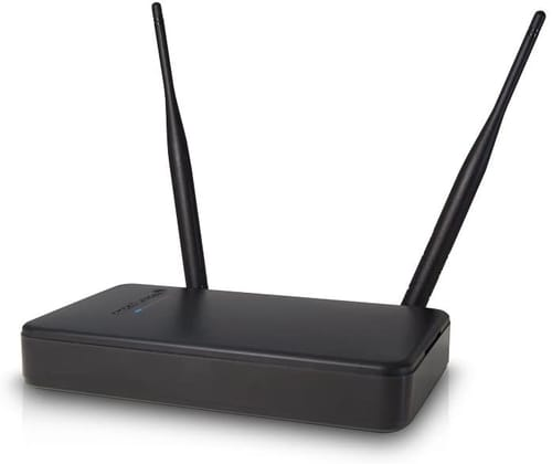 Review Amped R10000 WiFi High Power 600mW Router