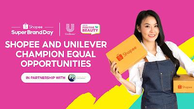 Shopee Unilever