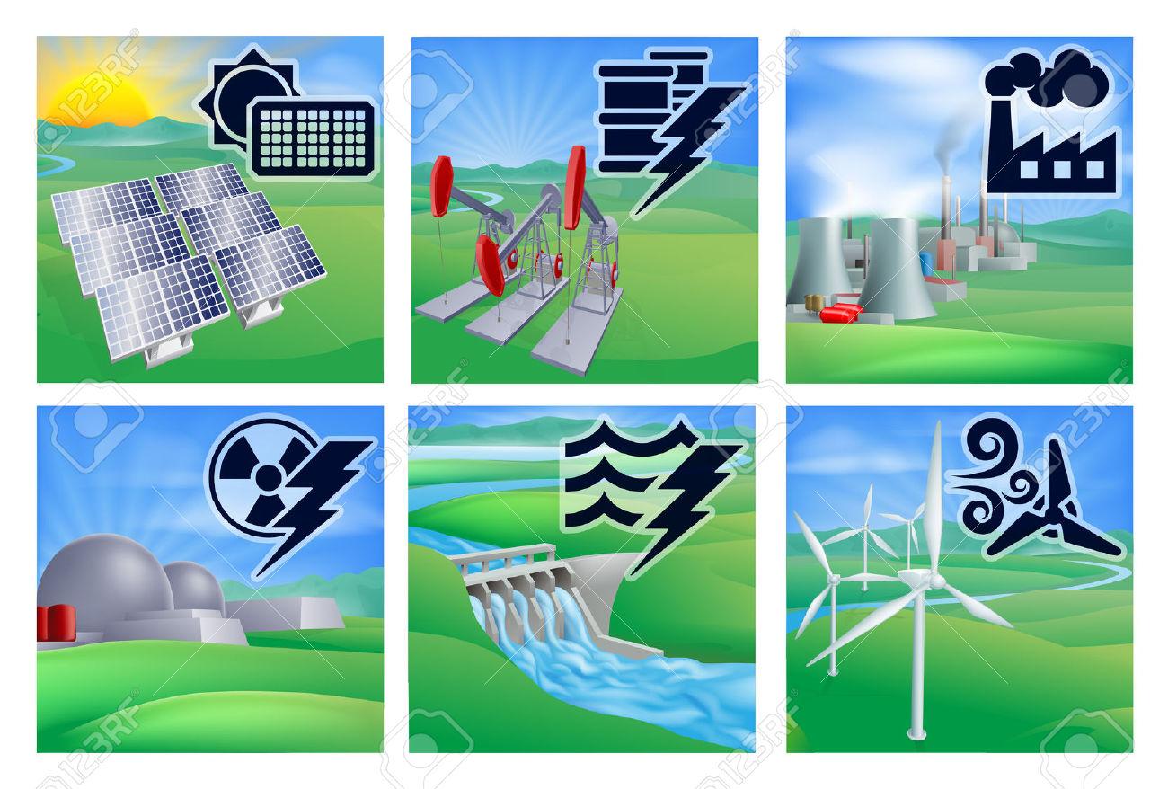 Reflexiones de Un Justiciero La Crisis de la energía eléctrica en