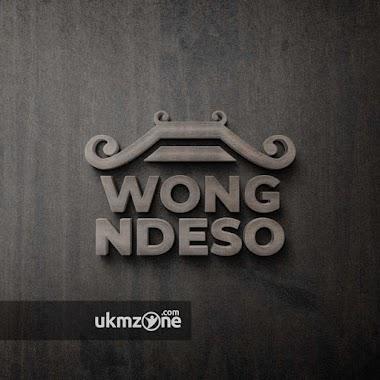 Desain Logo Untuk Usaha Kecil Menengah UKM Wong Ndeso