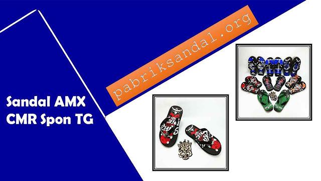 Pabrik Sandal Anak Cowo Murah- AMX CMR Spon TG