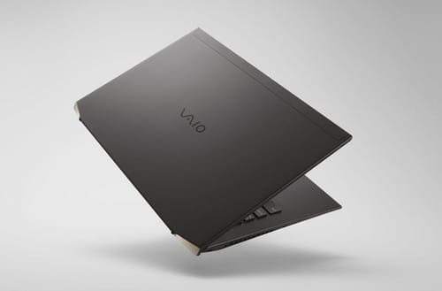Vaio Z: Carbon Fiber Laptop
