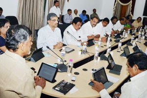 Key Decisions of Andhra Pradesh Cabinet