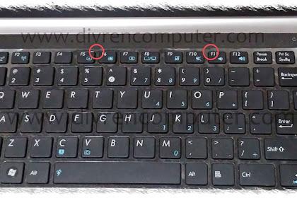 Cara Bongkar Laptop Asus A43S
