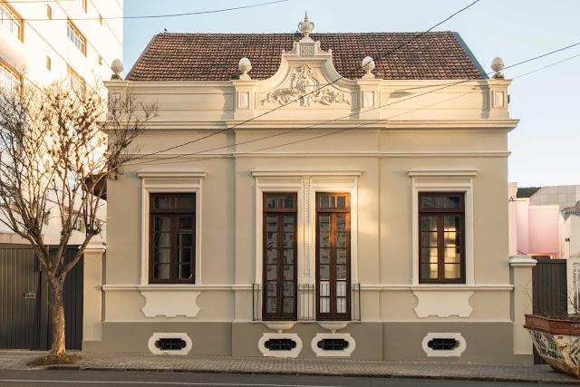 A casa Manoel Francisco Ferreira Correia