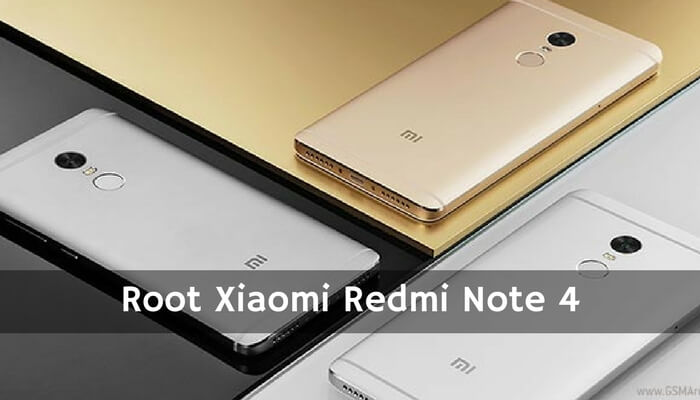How To Root Xiaomi Redmi Note 4 & Install TWRP Recovery