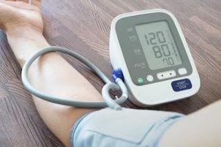 Cara mengukur tekanan darah dengan tensi digital