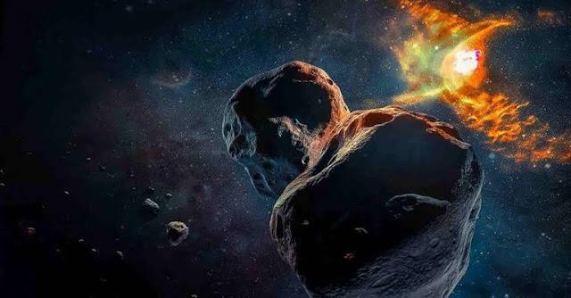Asteroid Raksasa Terbang Mendekati Bumi Bulan Depan, Apakah Berbahaya?