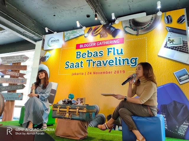 Vaksin Influenza Membuat Traveling Nyaman Tanpa Hambatan