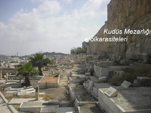 Kudüs'teki Müslüman Kabristanları