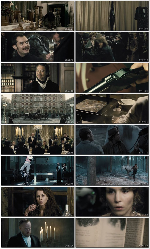 Download Sherlock Holmes: A Game of Shadows 2011 Dual Audio ORG Hindi 480p BluRay 450MB ESubs movie