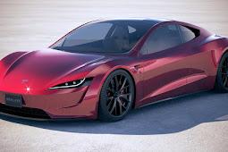 Roadster 2020 Next-Gen Supercar Milik Tesla