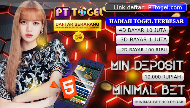 PTTOGEL   Situs Bandar Judi Togel Online Terbaik