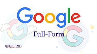 Full-Form of Google