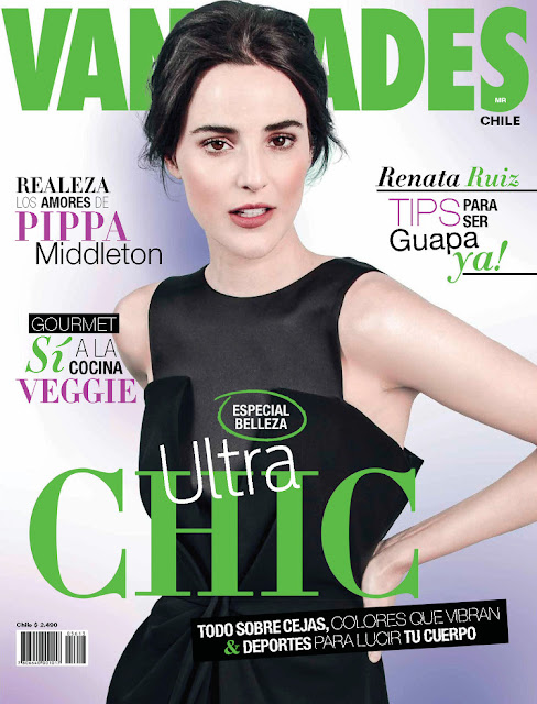 Elite Model , @ Renata Ruiz - Vanidades Chile, June 2016