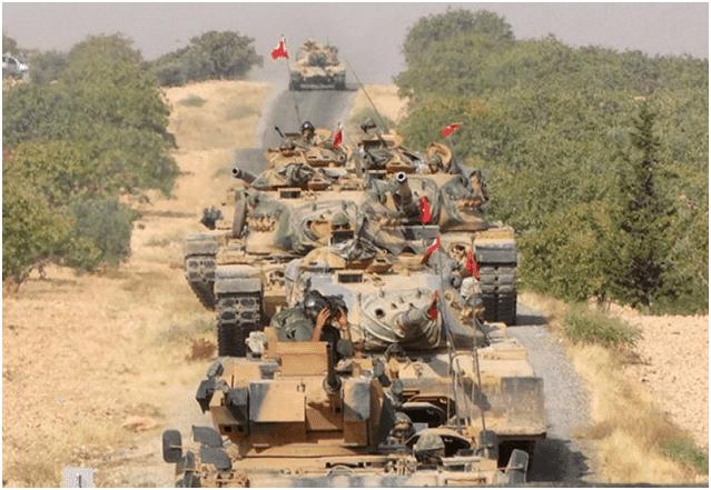 Νέο τουρκικό δόγμα διεξαγωγής επιχειρήσεων