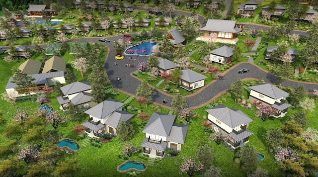 Biệt thự Ohara Villas Resort