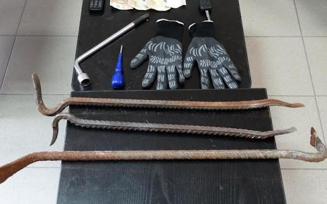 Αργολίδα: Στα χέρια της ΕΛ.ΑΣ. μέλος συμμορίας που άρπαζε γεωργικά μηχανήματα και εργαλεία