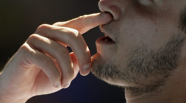 Pick Your Nose & Eat it! New Study Shows Bogies Are Actually Good For You