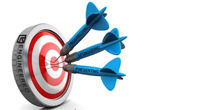 consistency-three-arrows-punched-in-a-target-board-target-achived-http://www.woobleweb.com/