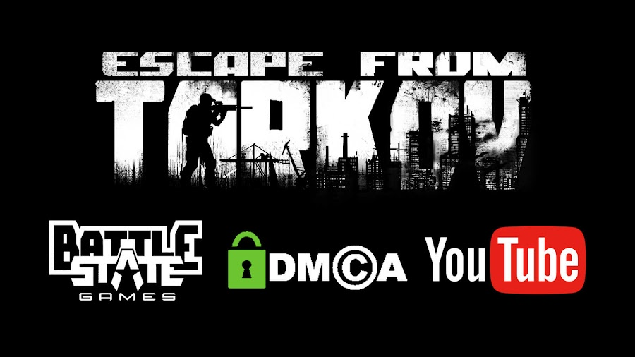 escape from tarkov dmca battlestate games youtube eroktic