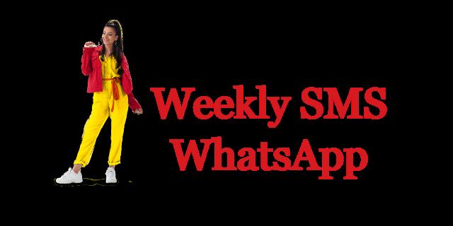 Jazz Weekly SMS Package