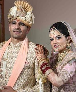 Ajay Thakur Wife
