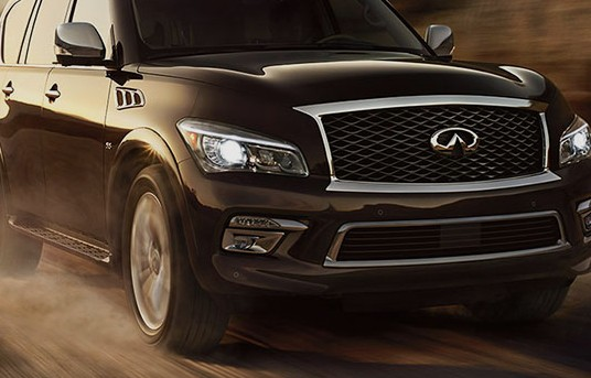 2018 Infiniti QX80 Redesign  Cars reviews rumors and prices