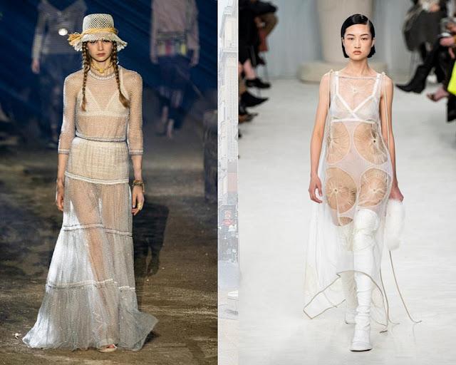 Тренды весна-лето 2020 в Париже 7
