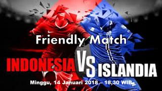 24 pemain Timnas Indonesia vs Timnas Islandia