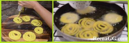 Murukku (Chakali) recipe step 4