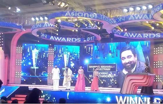 Winners of 10th Asianet Television Awards 2017